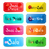Best Choice - Crazy Sale - Hot price Royalty Free Stock Images