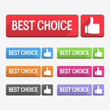 Best choice Royalty Free Stock Images