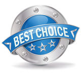 Best choice royalty free illustration