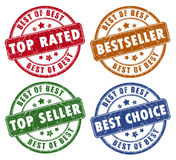 Best choice stamp Stock Photos