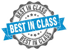 Best in class stamp Stock Images
