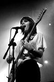 Best Coast (band), performs at Discotheque Razzmatazz Stock Image