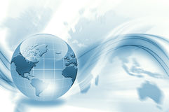 Best concept of global business Stock Photo