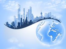 Best concept of global business Stock Photos