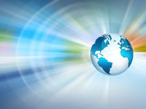 Best concept of global business Stock Images