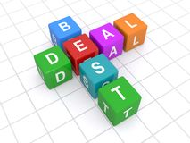 Best deal background Stock Photos