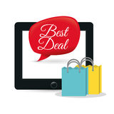 Best deal online bubble bag gift Royalty Free Stock Image