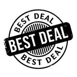 Best Deal rubber stamp Stock Images