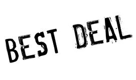 Best Deal rubber stamp Royalty Free Stock Images