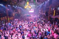 The best DJ Armin van Buuren Ibiza royalty free stock photography