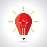 Best educative idea concept creative royalty free illustration