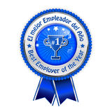 Best employer of the year Melhor Empregador Do Ano Stock Photos