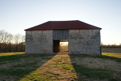 Best Farm Stone Barn at Monocacy Battlefield Royalty Free Stock Photo