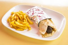 Best fast food photo. royalty free stock photos