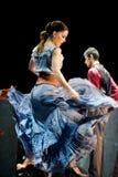The Best Flamenco Dance Drama : Carmen. CHENGDU - DEC 28: The Ballet Troupe of Spanish Rafael Aguilar(Ballet Teatro Espanol de Rafael Aguilar) perform the best Royalty Free Stock Photography