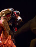 The Best Flamenco Dance Drama : Carmen Royalty Free Stock Photography