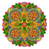 Best floral Mandala Royalty Free Stock Photo