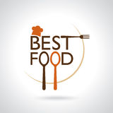 Best Food Vector Icons, Sign, Symbol Template Stock Photo