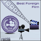Best foreign film Stock Photo
