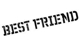 Best Friend rubber stamp Stock Photos