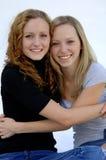 Best friends Stock Photos