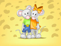 We best friends! stock images