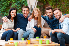 The best friends ever! Royalty Free Stock Images