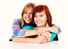 The best friends Stock Images