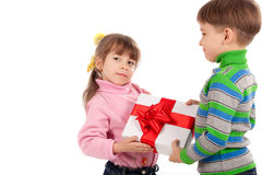 Best gift Stock Images
