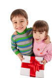 Best gift Royalty Free Stock Photos