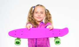 Best gifts for kids. Ultimate gift list help pick perfect present for girl. Kid long hair carry penny board. Plastic. Skateboards for everyday skater. Child stock images