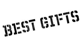 Best Gifts rubber stamp Stock Photos