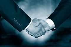 Best handshake Stock Images