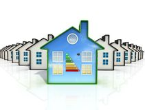 Best house vector illustration