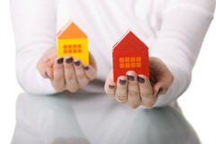 The best house deal Royalty Free Stock Photography