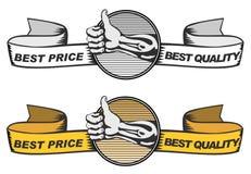 best icon price quality Стоковые Изображения RF