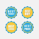 Best icons Royalty Free Stock Photography
