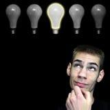 The Best Idea Stock Photo