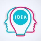 Best idea Royalty Free Stock Image