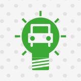 best idea icon  design Stock Images