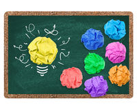The best idea Stock Images