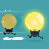 The best idea is a winner Stock Image