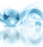 Best Internet Concept of global business from conc Stock Image