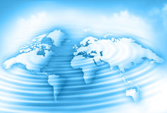Best Internet Concept of global business from conc Royalty Free Stock Images