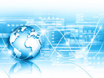 Best Internet Concept of global business. Globe Stock Images