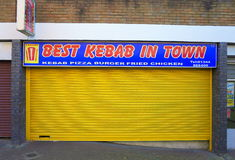 Best Kebab In Town Stock Photography