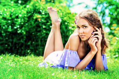 Best lawn Stock Photography