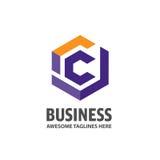 Best letter C logo concept Stock Photo