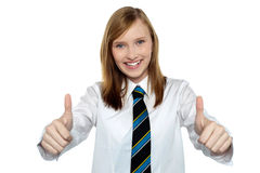 Best of luck for your annual examinations Stock Photography