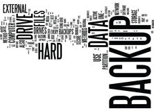 Best Methods To Backup Files Word Cloud Concept Royalty Free Stock Image